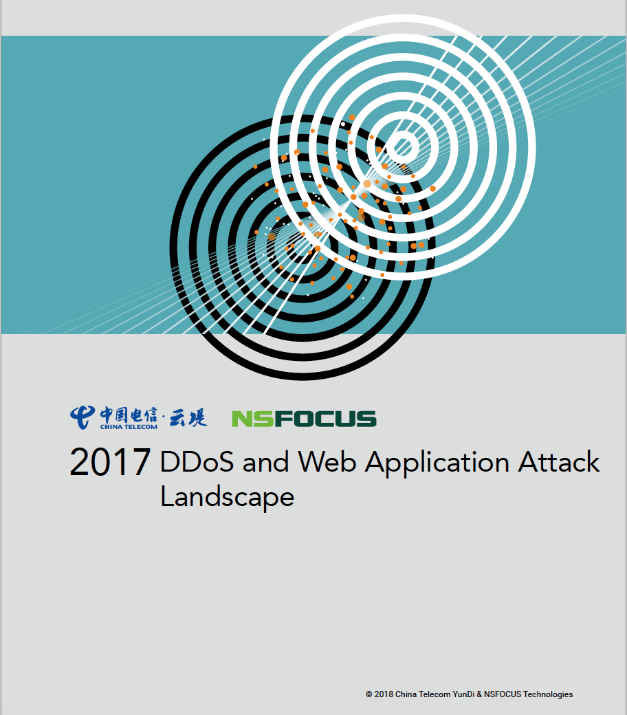 2017 DDoS and Web Application Attack Landscape - NSFOCUS